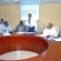 Left - Right : Reps.Chief of Air Staff Nigeria, Prof Paul Baki (Kenya), Prof Babatunde Rabiu (President AGS), Prof Anifowowse (Conference Chairman), Prof Onailo Saidu Mohammed (DG,NASRDA), Prof Adeniyi ( UNIlorin, Nigeria)